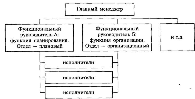 Функциональная структура
